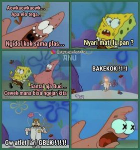 meme spongebob
