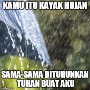 Meme hujan