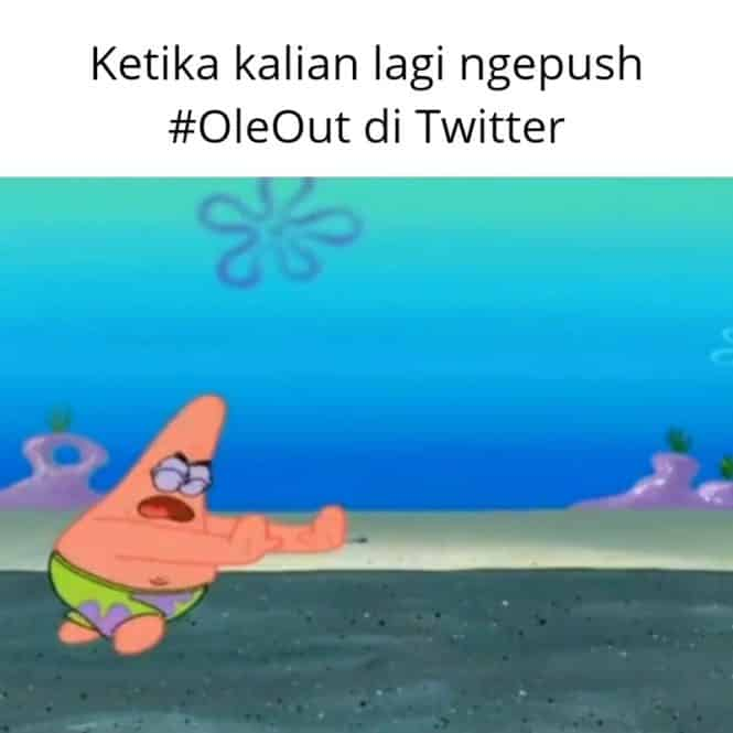 meme ole out