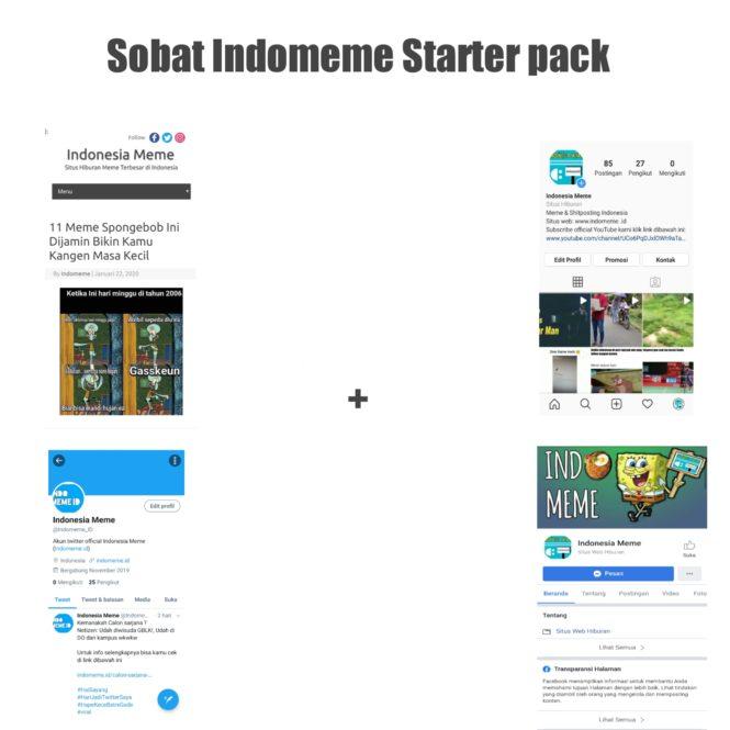 starter pack meme