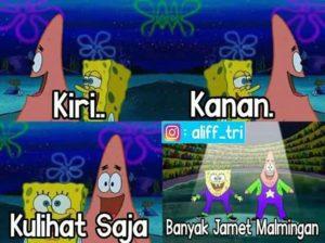 meme spongebob terbaru