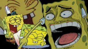 polosan meme spongebob