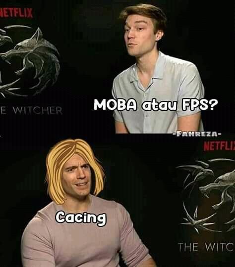 meme cewe gamers