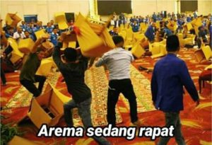 meme arema