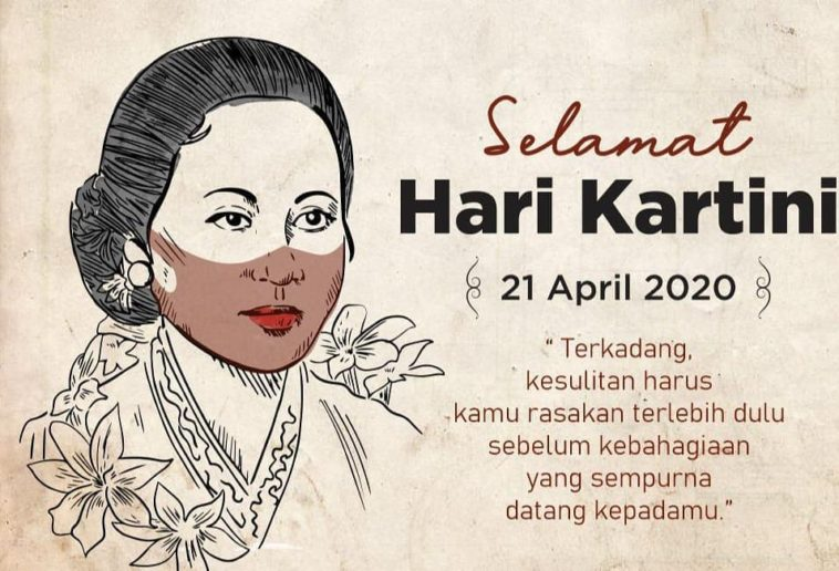 Kumpulan Gambar Ucapan Bijak Dan Meme Hari Kartini 21 April 2020
