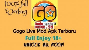 Donwload Gogo Live Apk Mod Terbaru