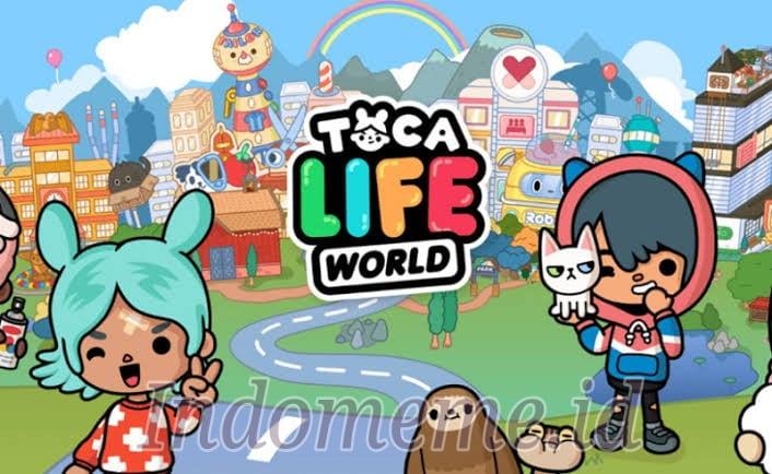 Toca World Mod Apk 1.30